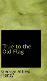 True to the Old Flag_cover