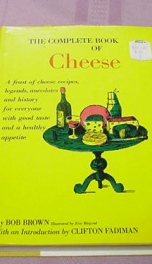 The Complete Book of Cheese_cover