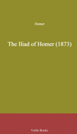The Iliad of Homer (1873)_cover