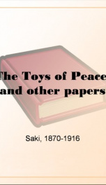 the toys of peace and other papers_cover