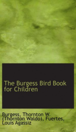 The Burgess Bird Book for Children_cover