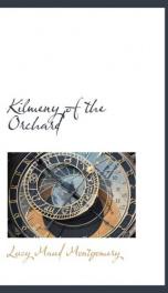 Kilmeny of the Orchard_cover