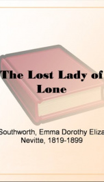 The Lost Lady of Lone_cover