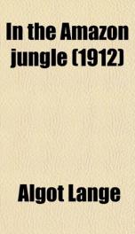In the Amazon Jungle_cover