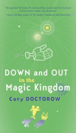 Down and Out in the Magic Kingdom_cover