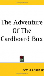 The Adventure of the Cardboard Box_cover
