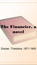 The Financier, a novel_cover