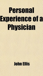 Personal Experience of a Physician_cover