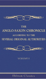 The Anglo-Saxon Chronicle_cover