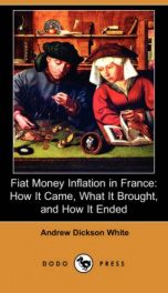 Fiat Money Inflation in France_cover
