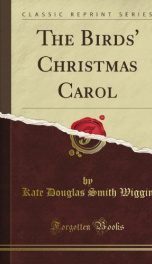 The Birds' Christmas Carol_cover