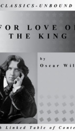 For Love of the King_cover