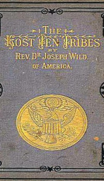 The Lost Ten Tribes, and 1882_cover