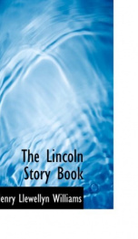 The Lincoln Story Book_cover