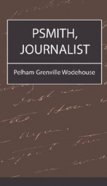 Psmith, Journalist_cover