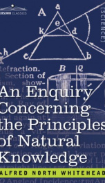 an enquiry concerning the principles of natural knowledge_cover