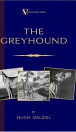 the greyhound its history points breeding rearing training and running_cover