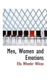 men women and emotions_cover