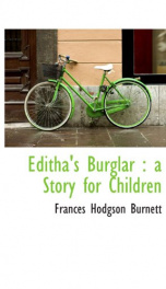 edithas burglar a story for children_cover
