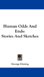 human odds and ends stories and sketches_cover