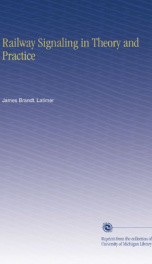 railway signaling in theory and practice_cover