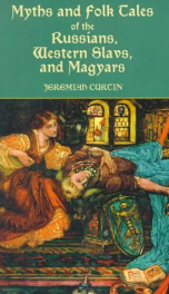 myths and folk tales of the russians western slavs and magyars_cover