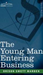 the young man entering business_cover