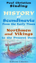 history of scandinavia from the early times of the northmen and vikings to the_cover
