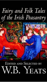 fairy and folk tales of the irish peasantry_cover