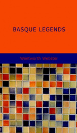 basque legends_cover