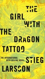 The Girl with the Dragon Tattoo_cover