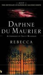 Rebecca _cover