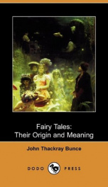 Fairy Tales; Their Origin and Meaning_cover