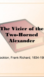 The Vizier of the Two-Horned Alexander_cover