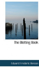 The Blotting Book_cover