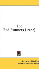 the red runners_cover