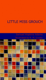 Little Miss Grouch_cover