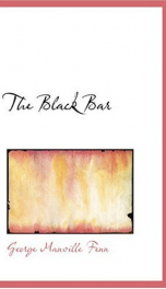The Black Bar_cover