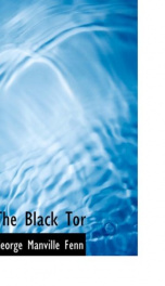 The Black Tor_cover