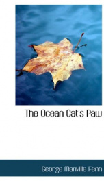 The Ocean Cat's Paw_cover
