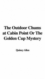 The Outdoor Chums at Cabin Point_cover