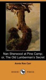 Nan Sherwood at Pine Camp_cover