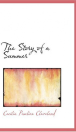 The Story of a Summer_cover