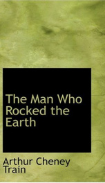 The Man Who Rocked the Earth_cover