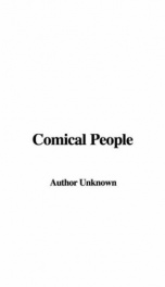 Comical People_cover
