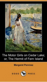 The Motor Girls on Cedar Lake_cover