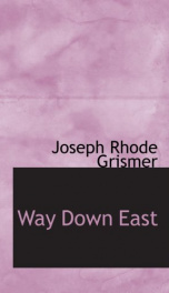 'Way Down East_cover