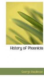History of Phoenicia_cover