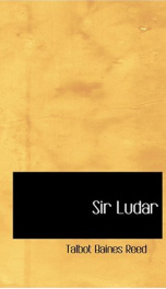 Sir Ludar_cover
