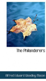 The Philanderers_cover